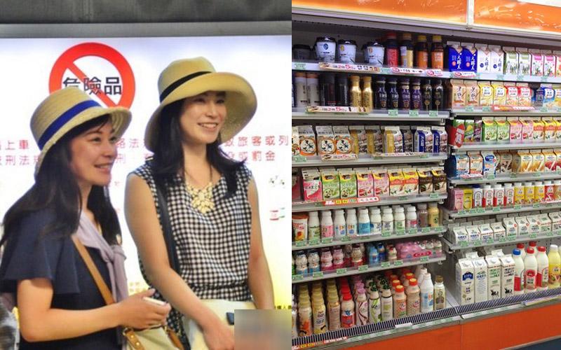 沒想到日本人來台竟然都跑來搶「這5種超商飲料」?!聽他們講完我也馬上衝下樓買來喝了!  -