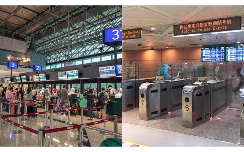 機場「自動通關超難用!」網友傻眼狠打臉:一堆人自己不會用…